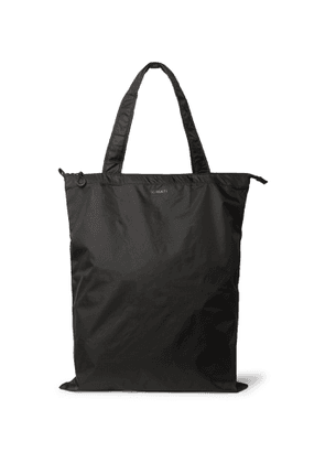 Norse Projects - Packable Ripstop Tote Bag - Men - Black