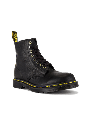 Dr. Martens 1460 Pascal Boot in Black - Black. Size 8 (also in 10,11,7,9).