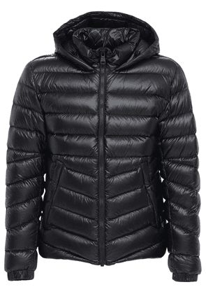 Water Resistant Nylon Laqué Down Jacket
