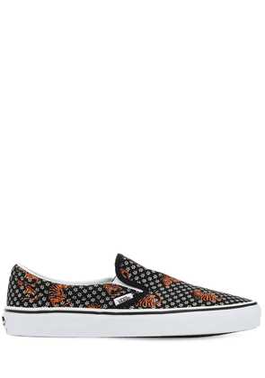 Slip-on Tiger Floral Sneakers