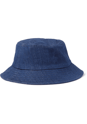 Saturdays NYC - Earl Denim Bucket Hat - Men - Blue
