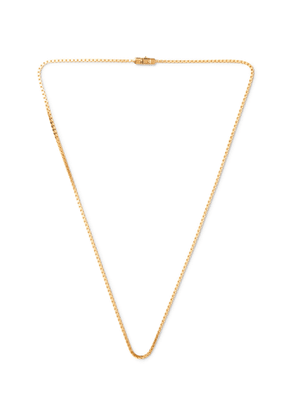 Tom Wood - Gold-Plated Chain Necklace - Men - Gold