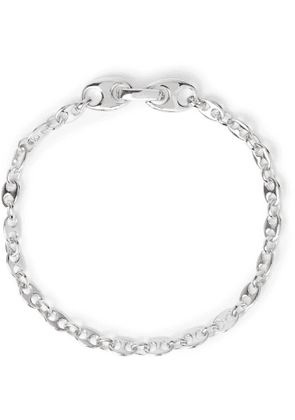 Tom Wood - Bean Sterling Silver Chain Bracelet - Men - Silver