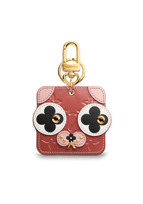 Animal Faces Bag Charm and Key Holder