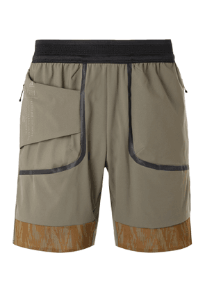 Adidas Sport - Prime Mesh-Panelled HEAT.RDY Shorts - Men - Green