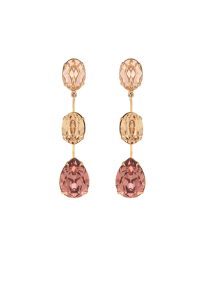 Exclusive to Mytheresa – Allanah embellished earrings