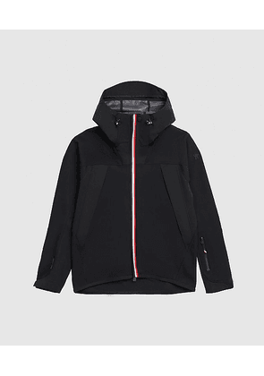 HOODED TRICOLOUR TRACKTOP