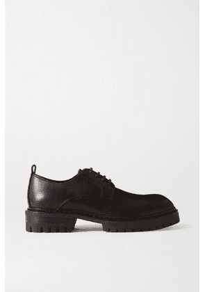 Ann Demeulemeester - Leather Brogues - Black