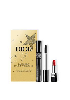Dior Dior Holiday Couture Collection - Mascara And Lipstick Set