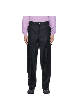 Marc Jacobs Black Heaven by Marc Jacobs Nylon Cargo Pants