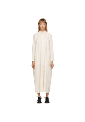 Toogood Off-White The Draughtsman Dress
