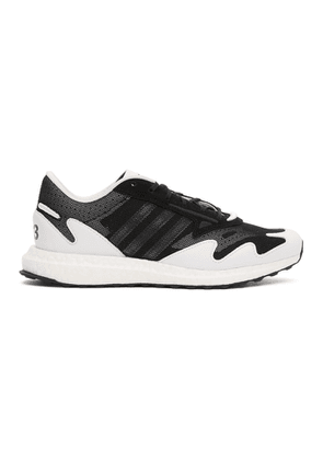 Y-3 Black Rhisu Sneakers