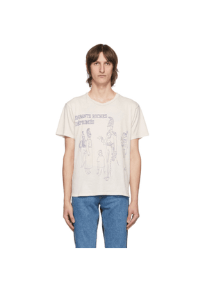 Enfants Riches Deprimes Off-White Cavalry T-Shirt