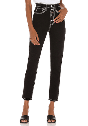 WeWoreWhat The Danielle Straight in Black. Size 30.