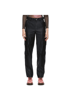 Marc Jacobs Black Heaven by Marc Jacobs Pocket Trousers