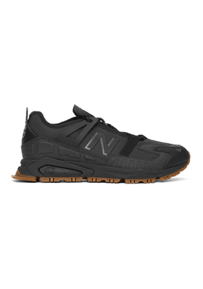 New Balance Black XRCT Sneakers