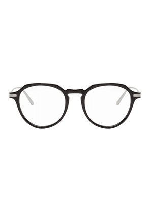 Cutler And Gross Black 1302-02 Glasses