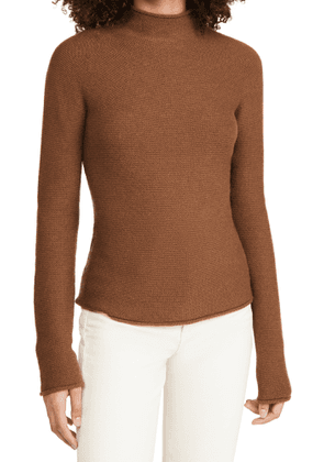 Theory Seamless Cashmere Turtleneck