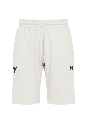 Ua Pjt Rock Cc Fleece Shorts
