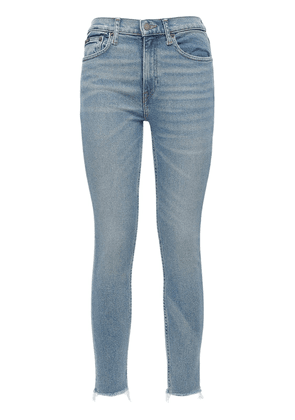 Skinny Cotton Denim Jeans