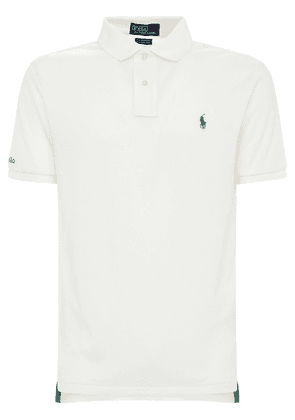 Recycled Custom Fit Cotton Piqué Polo