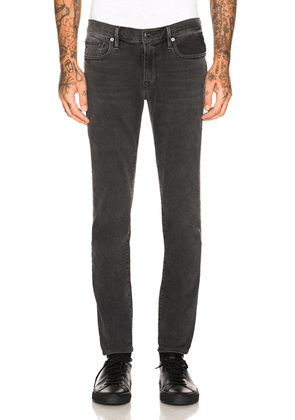 FRAME Denim L'Homme Skinny in Fade to Grey - Gray. Size 34 (also in ).