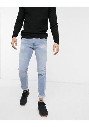 Replay skinny jeans in light blue