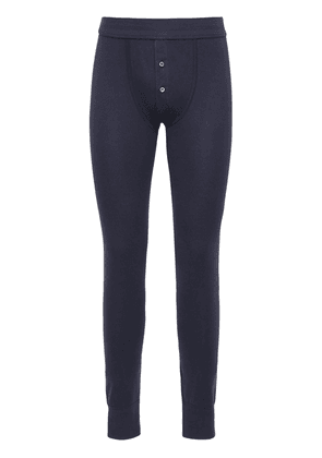 Stretch Cotton Base Layer Pants