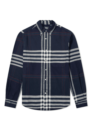 Gitman Vintage Big Check Flannel Shirt