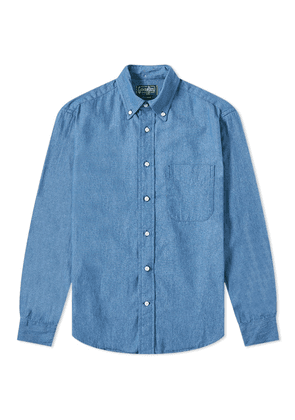 Gitman Vintage Button Down Denim Shirt