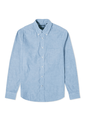 Gitman Vintage Button Down Summer Chambray Shirt