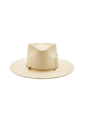 Nick Fouquet Sand Dollar Beach Straw Hat