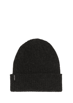 Chunky Wool Knit Hat