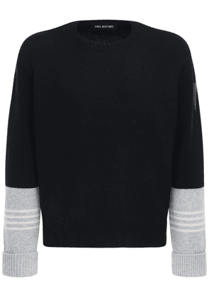Wool & Cashmere Knit Sweater
