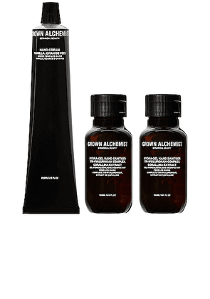 Grown Alchemist Healthy Hands Kit in N/A - Neutral. Size all.