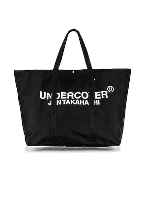 Undercover Large Tote Bag in Black - Black. Size all.