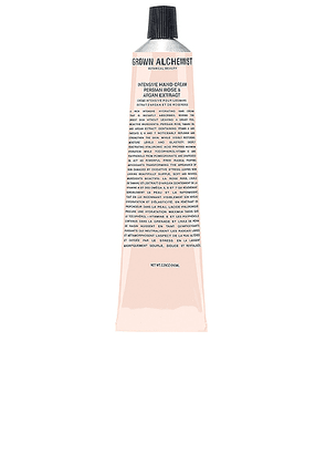 Grown Alchemist Intensive Hand Cream in Persian Rose & Argan Extract - Neutral. Size all.