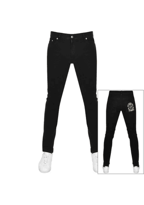 Versace Jeans Couture Slim Fit Jeans Black