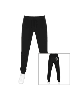 Versace Jeans Jogging Bottoms Black