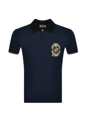Versace Jeans Couture Polo T Shirt Blue