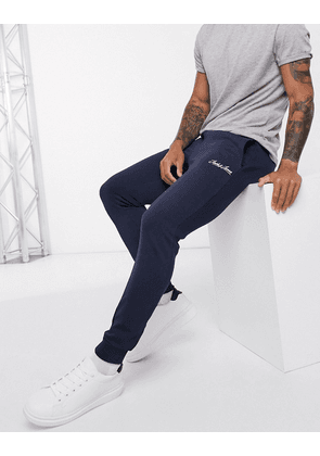 Jack & Jones co-ord logo jogger-Navy