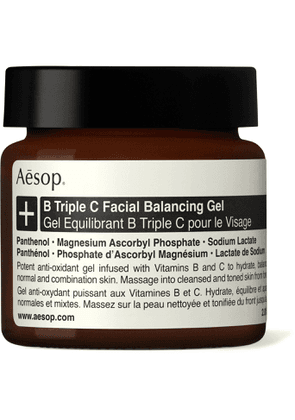 Aesop - B Triple C Facial Balancing Gel, 60ml - Men - Colorless