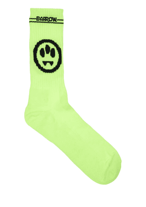 Mono Logo Cotton Socks