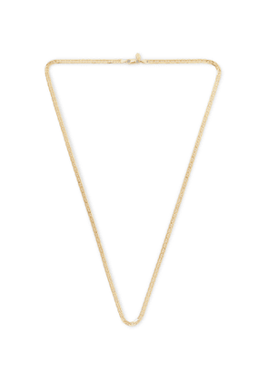 Maria Black - Carlo Gold-Plated Chain Necklace - Men - Gold