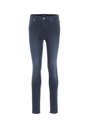 Slim Illusion Luxe high-rise skinny jeans