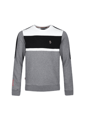 Luke 1977 Badsey Grey Sweatshirt