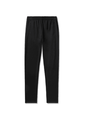 Balenciaga - Slim-Fit Jersey Track Pants - Men - Black