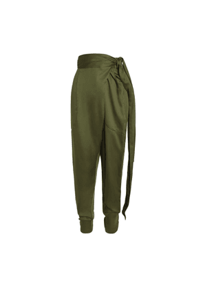 Lâcher Prise Apparel - Zenith Harem Pants - Green