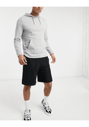Weekday Cole Jersey Shorts in black