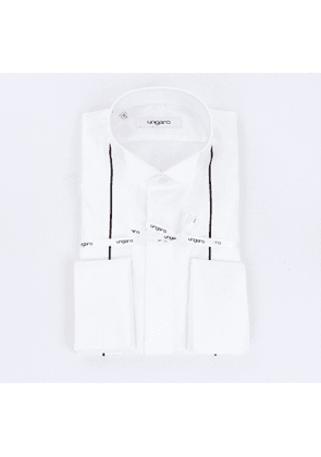 UNGARO Shirts classic Men White